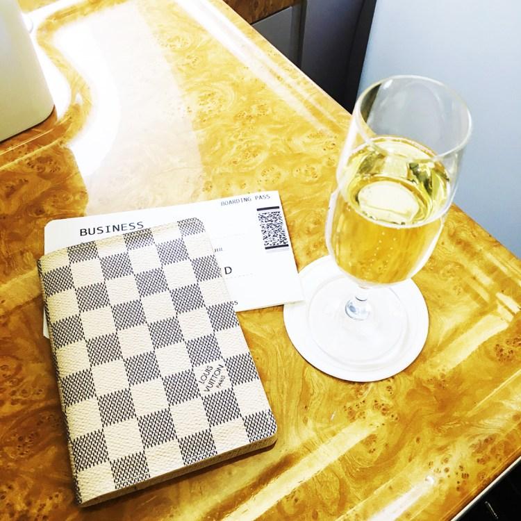 voyage en Business Emirates mon avis la classe affaire A380
