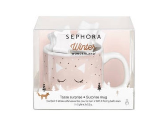 kit Winter Wonderland de Sephora