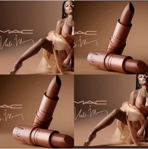 Maquillage Mac Nicky Minaj avis rouge à lèvres blog