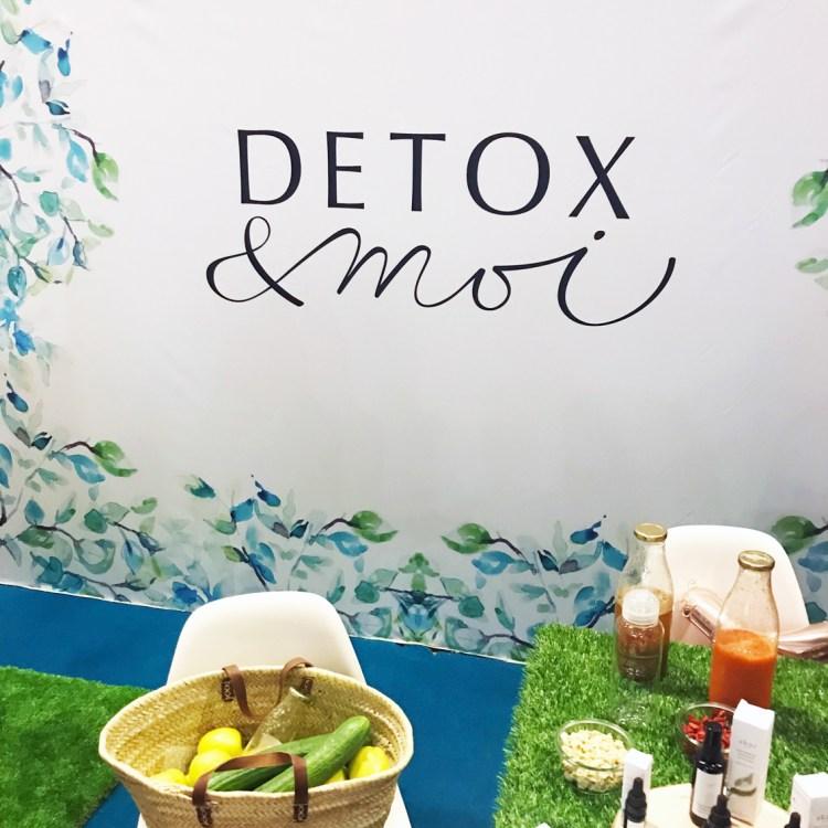 Commencer l'année en mode healthy avec le site internet Detox et moi avis blog