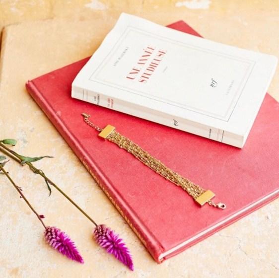 Bracelet IsabelleSézane Wishlist 2018 ma liste de cadeaux d'anniversaire spéciale 33 ans blog