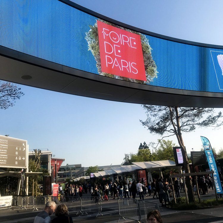 Après la Foire de Paris édition 2018 place à la Foire d'automne blog avis