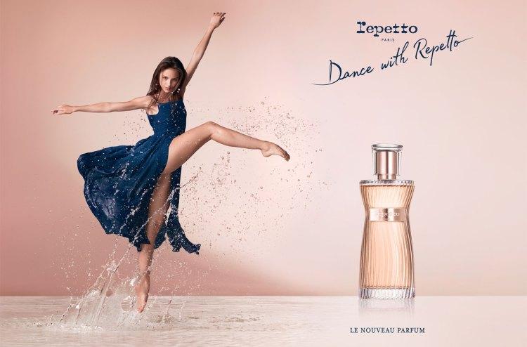 Mon avis sur l'eau de parfum Dance With Repetto blog