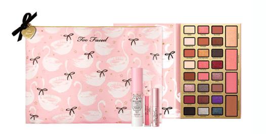 Too faced dream queen makeup collection wishlist cadeaux de noël 2018 blog