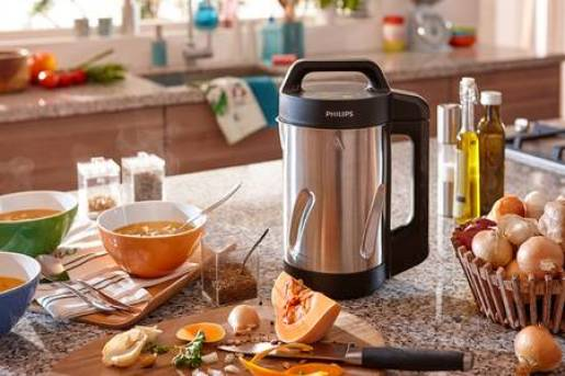 soup maker blender chauffant Philips cadeaux de noel wishlist blog
