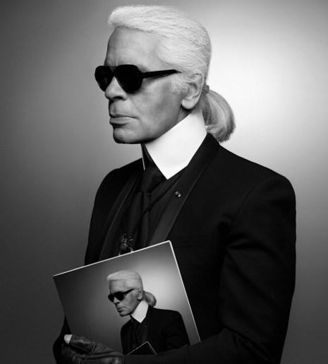 Le monde selon Karl Lagerfeld blog dans mon sac de fille