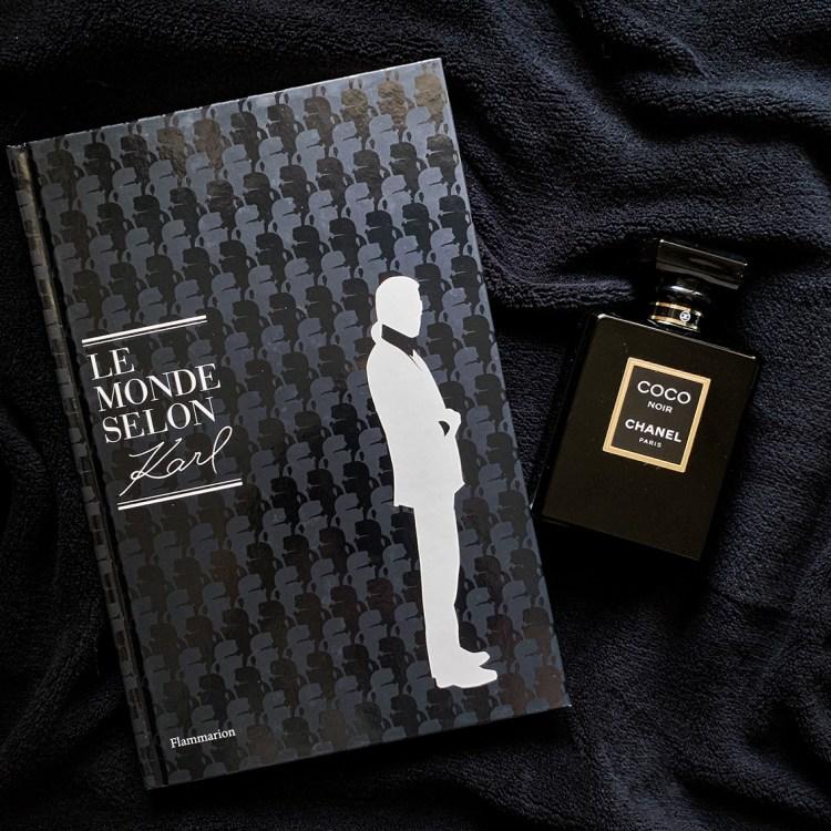 Redécouverte du livre Le monde selon Karl Lagerfeld avis blog mode beauté