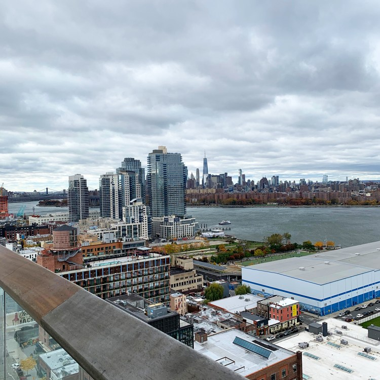 New York New York brooklyn hotel William Vale rooftop bonnes adresses à faire absolument blog voyage dans mon sac de fille