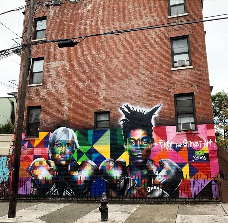 New York New York brooklyn tag graffiti warhol basquiat bonnes adresses à faire absolument blog voyage dans mon sac de fille