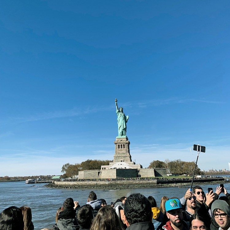 New York new jersey liberty statue liberté manhattan bonnes adresses à faire absolument blog voyage