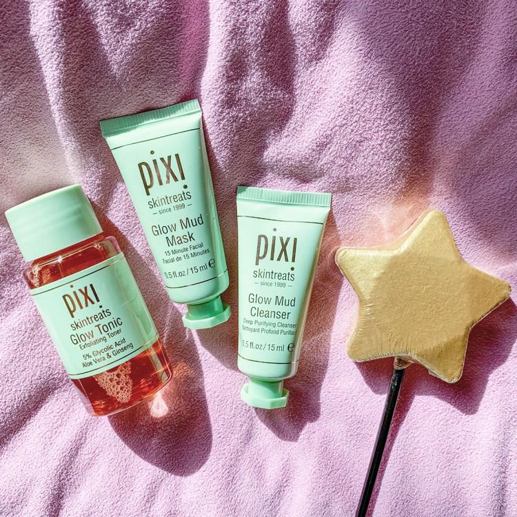 Découverte de la marque Pixi et du kit visage Best of Bright blog avis france