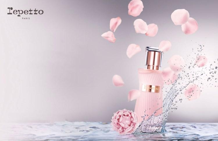 Mon avis sur la nouvelle eau de toilette Dance with Repetto Floral blog