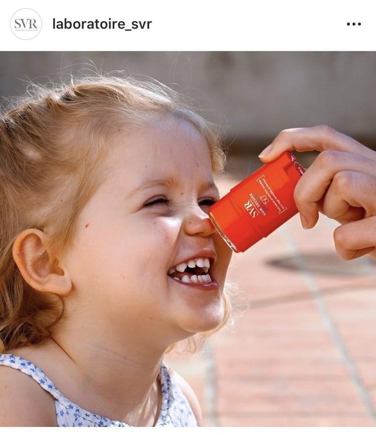 Mon avis sur le spray lait-en-brume Sun Secure SPF 30 du Laboratoire SVR blog test