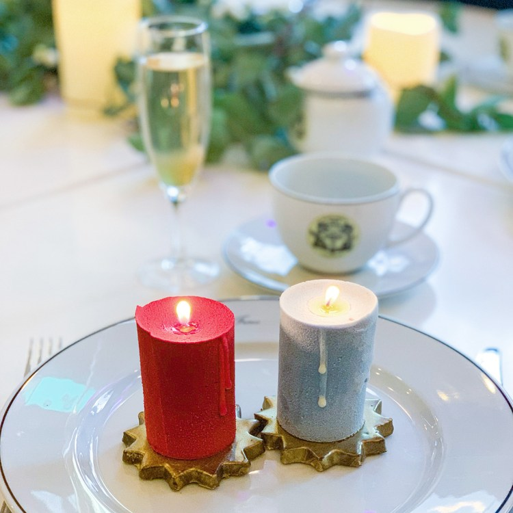 Noël in Love & Jasmine in Love les thés de Noël Mariage Frères blog avis cadeaux bougie buche glacée
