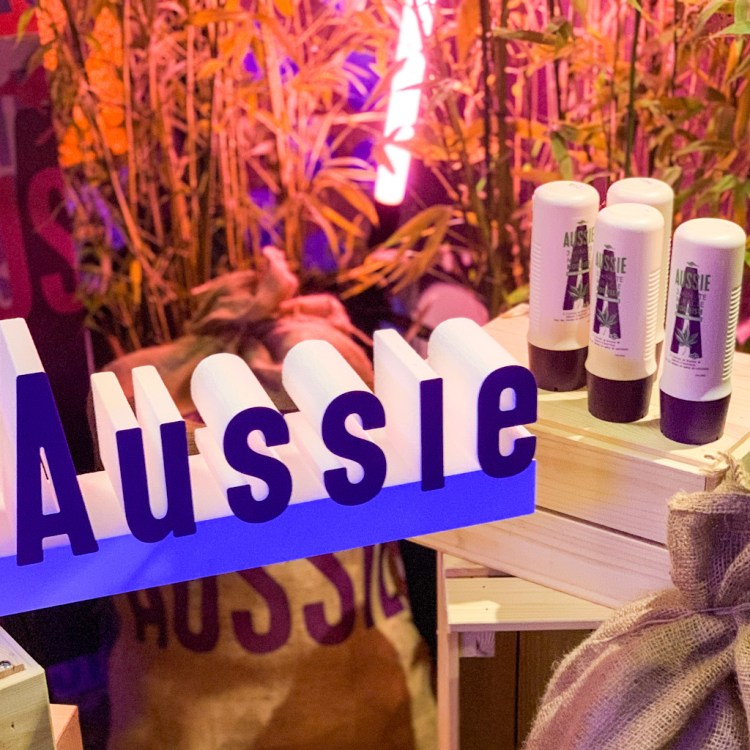 Aussie Nourish les nouveautés soins capillaires aux extraits de graines de chanvre avis test blog