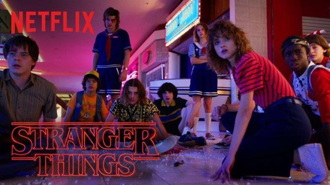 Netflix and chill Top 10 de mes séries préférées avis blog Stranger Thing