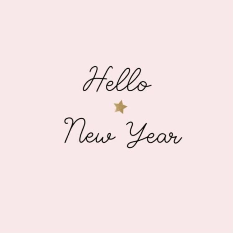 Ma liste de bonnes résolutions pour 2021 bonne année happy new year blog