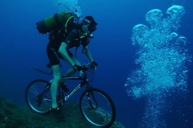 Plongée Vélo