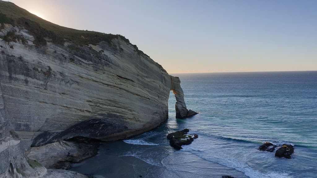 Cape Farewell Golden Bay