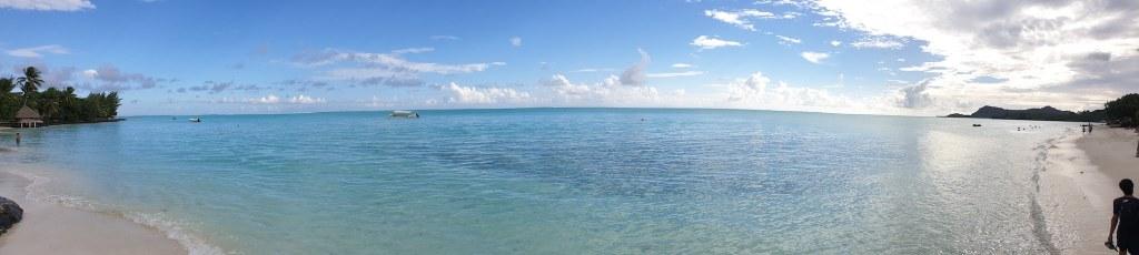 plage Matira Bora Bora