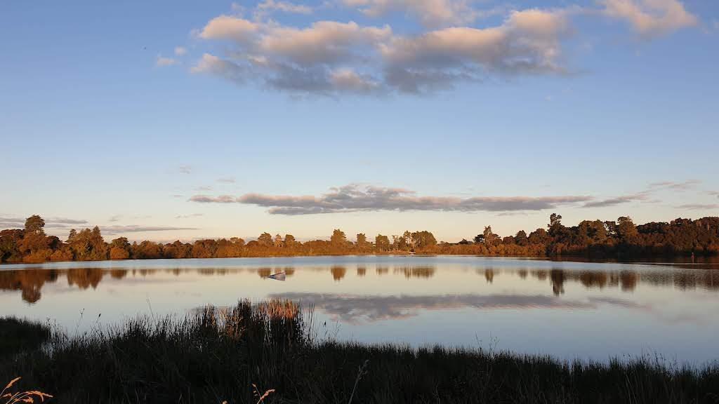 camping Lake Okaro