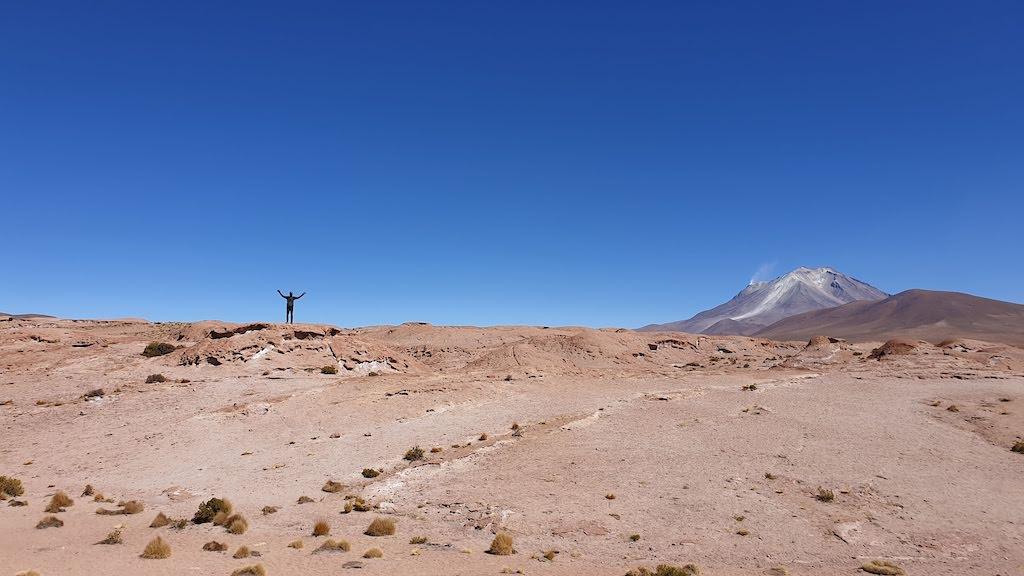 Mirador Volcan Ollague excursion sud lipez