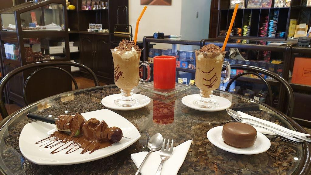 chocolaterie Para Ti Sucre