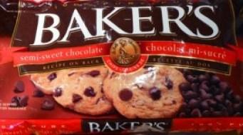 bakers chocolat semi-sucre