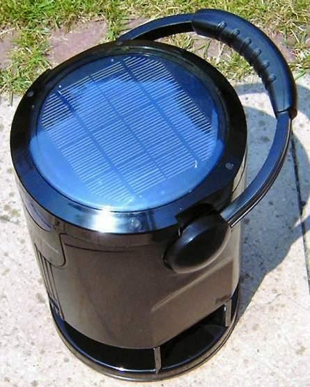 critique du haut parleur solaire sans fil portatif pour l