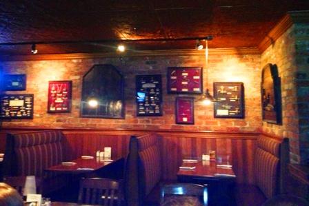 Moes Deli Bar - collection mur