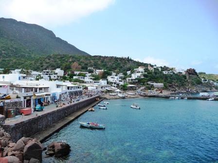 Port -Ile de Panarea