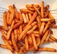 frites cuites