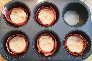 preparation moule muffin1 tp