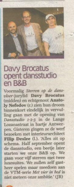 Nieuwsblad 25/08/2011