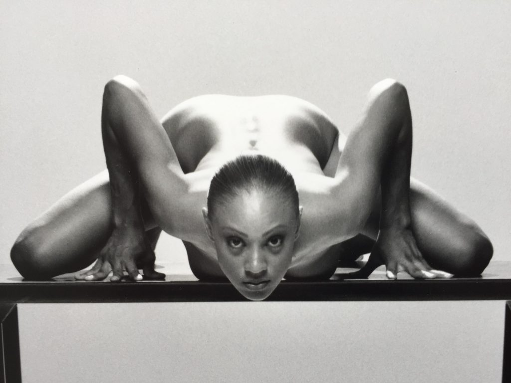 Nude photograph for sale done by photographer Guenter