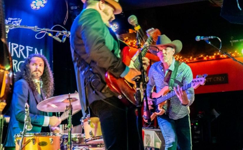 Jonathan Byrd & The Pickup Cowboys 11/17/19