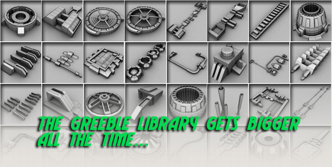 GreebleLibrary