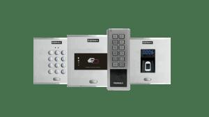 dispositif de contrôle d'accès sécurité électronique