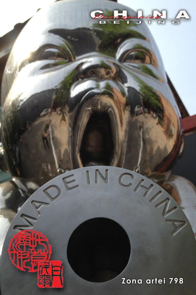 Descoperind China - Beijing, Zona Artei 798 M