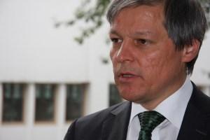 Comisarul EU Dacian Ciolos 1