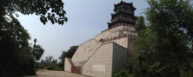 Templul Bixia Yuanjun Beijing 14