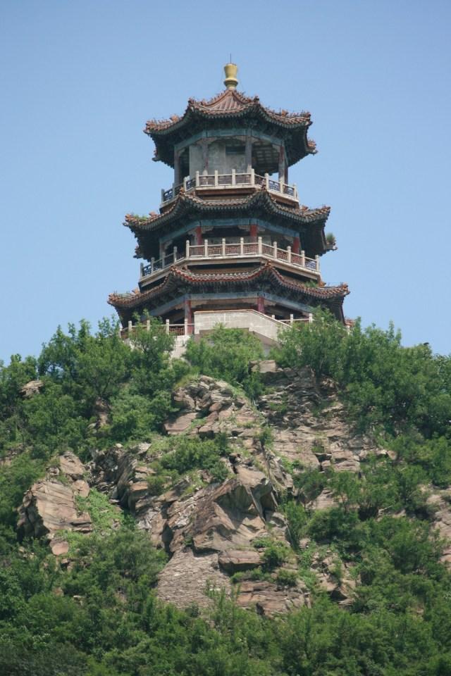 Templul Bixia Yuanjun Beijing 3