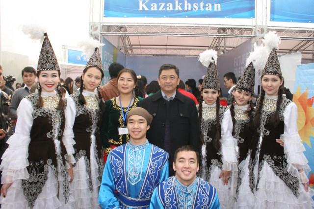 Republica Moldova - Targ de caritate, MAE Chinez 02.11.2013 D
