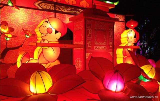 Festivalul Lampioanelor Beijing 2014 2C