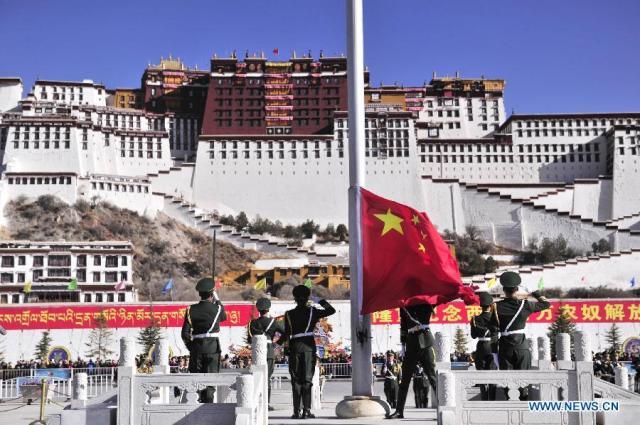 Aniversare 55 de ani Tibet 1