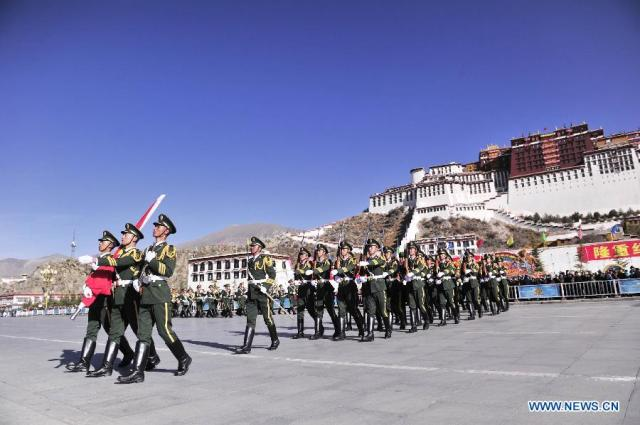 Aniversare 55 de ani Tibet 2