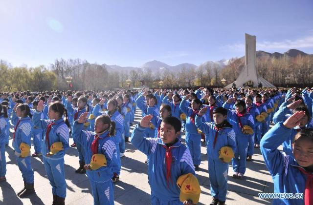 Aniversare 55 de ani Tibet 3