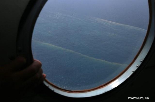 Znorul MH370, a treia zi
