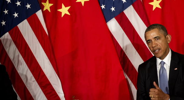 NETHERLANDS-US-CHINA-DIPLOMACY