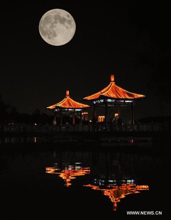 Festivalul Mijlocului de Toamna la chinezi 2